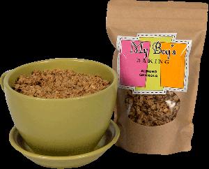 almond granola 4